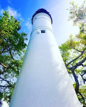 Key West Lighthouse and Keeper's Quarters Museum ภาพถ่าย