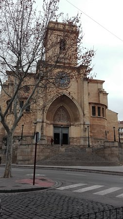Albacete, Spanyol: Catedral.