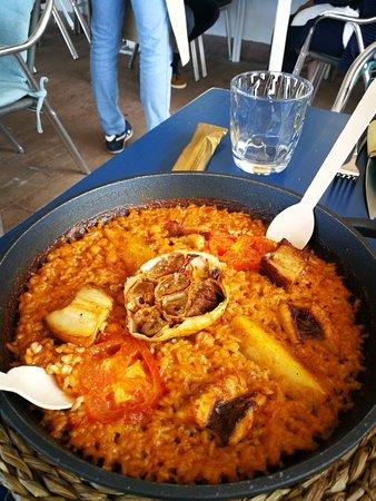 Banugues, Spain: Mi Candelita