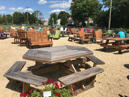 Elkton, MD: Detwiler's outdoor furniture 2