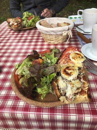 Le Dejeuner Sur L'Herbe Photo