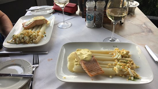Venray, The Netherlands: Asperges