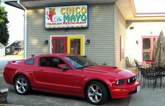 Cinco De Mayo Smiths Grove KY.. 06 GT Pony.. by Carl H. =)~