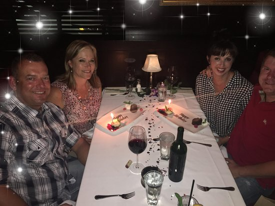 The Capital Grille: Birthday Dinner