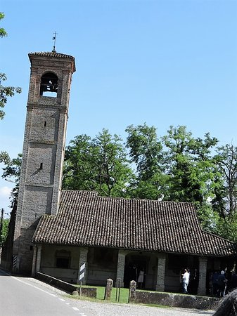 Santuario della Beata Vergine del Marzale