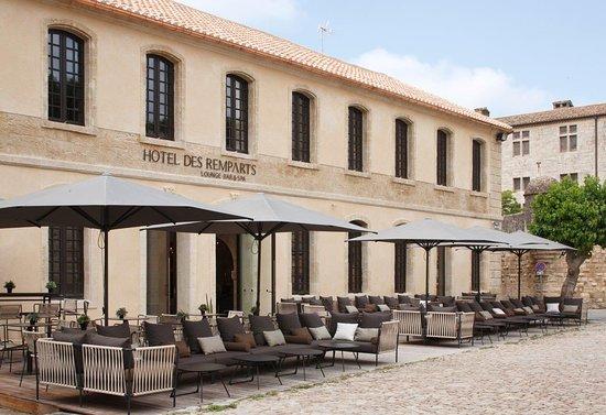 Boutique Hotel des Remparts & SPA