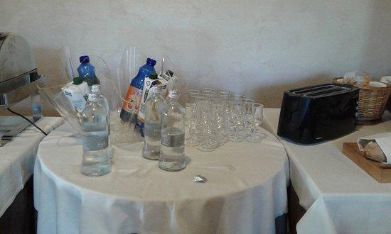 Cantello, Itália: LA SALA COLAZIONE