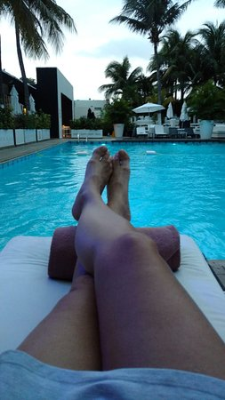 Smart Cancun by Oasis: Pileta