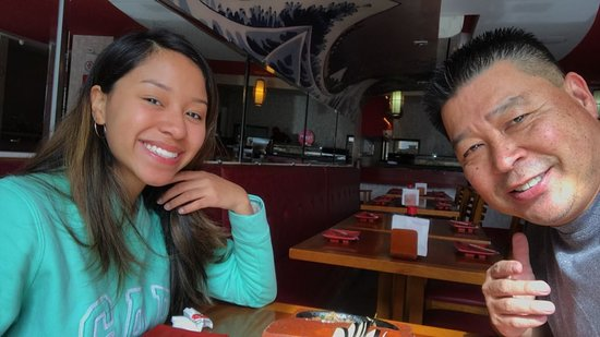 Maua: Minha Filha e Eu
