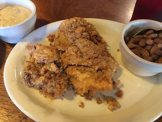 Springtown, Техас: Chicken Fried Steak