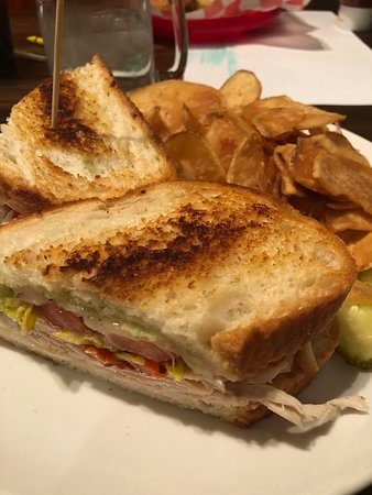 Glenwood Canyon Brewing Company: sandwhich