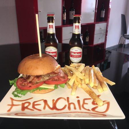 Frenchies - Hamburguesas y màs