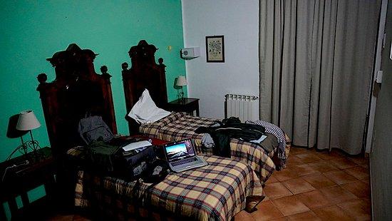 Campobello di Licata, Italy: Rooms are basic.