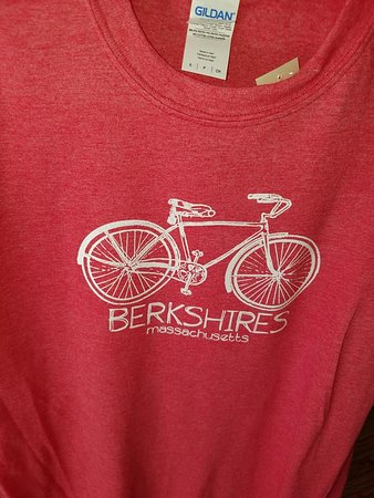 Berkshire Bike at Twisted Orchard 77 Main Street downtown Lee, MA.
