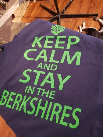 Lee, MA: Keep Calm in the Berkshires by Twisted Orchard Co