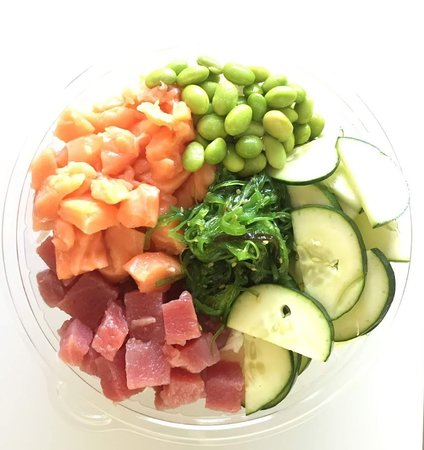 Wiki Poke Healthy Bowls, San Jose del Cabo - Restaurant