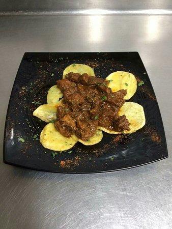 Province of Cordoba, Spain: nuestros platos!!