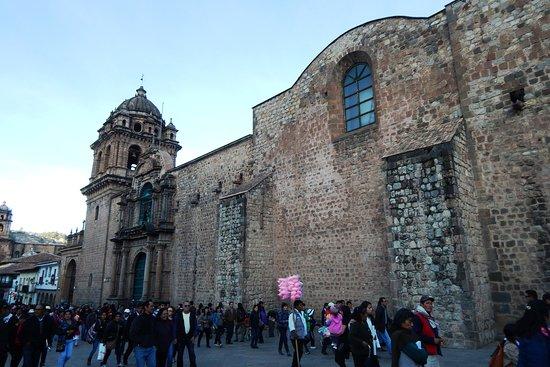 Church and Convent of Our Lady of Mercy (Iglesia de La Merced): Fachada
