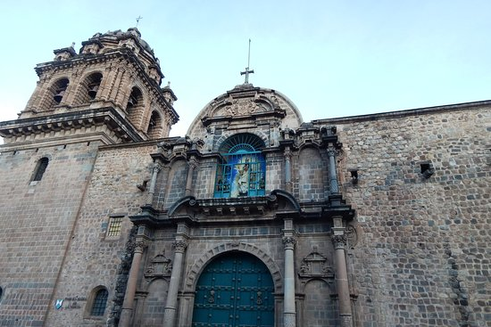 Church and Convent of Our Lady of Mercy (Iglesia de La Merced): Fachada