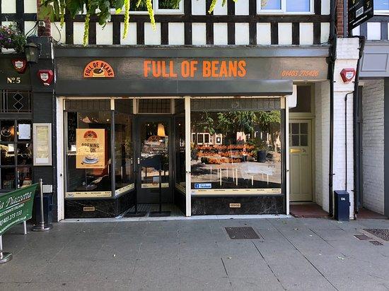 Full Of Beans Horsham Menu Prices Restaurant Reviews