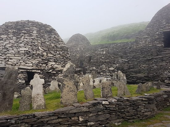 Foto de Casey's Skellig Islands Tours