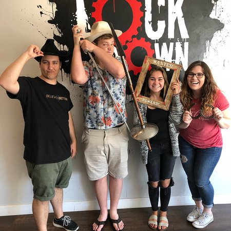 Lockdown Escape Rooms (San Diego) - 2019 All You Need to