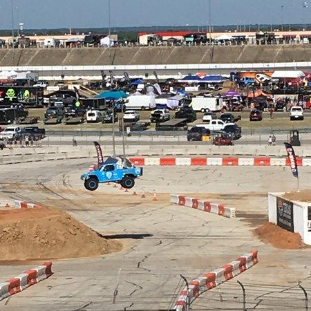 Texas Motor Speedway: Super Truck Races