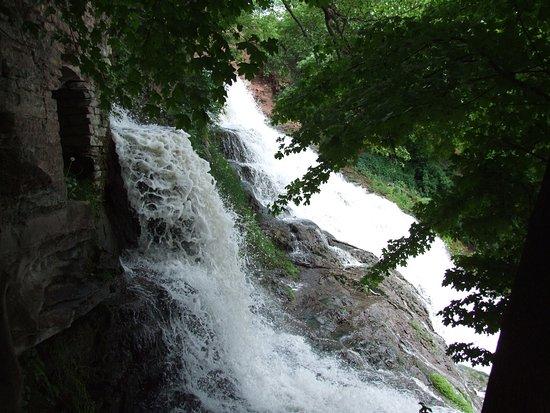 Nyrkiv, Ukraine: Джуринский водопад_Нырков
