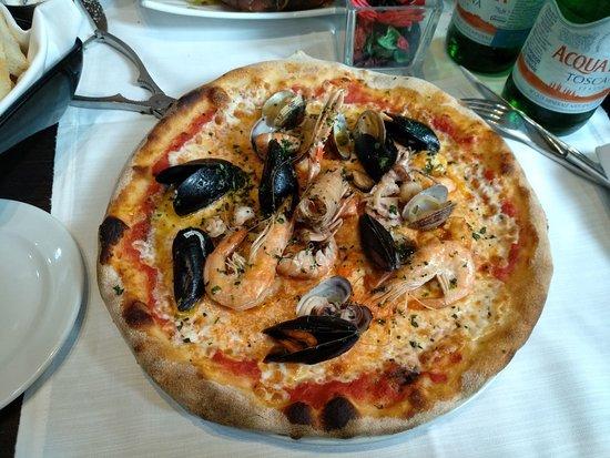 Pane e Vino: Прекрасный ресторан, отличное обслуживание! Великолепная кухня!