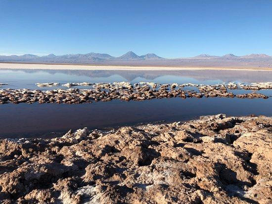 Atacama Region, ชิลี: origem da vida !!