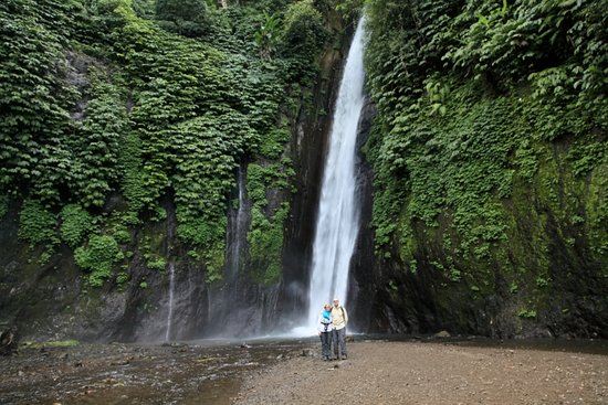 Gobleg, Indonesië: Munduk waterfall