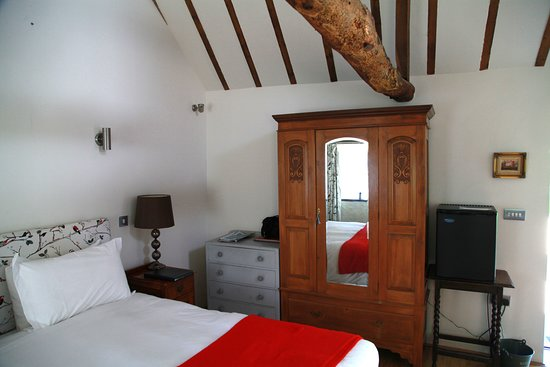 South Creake, UK: Oak Room