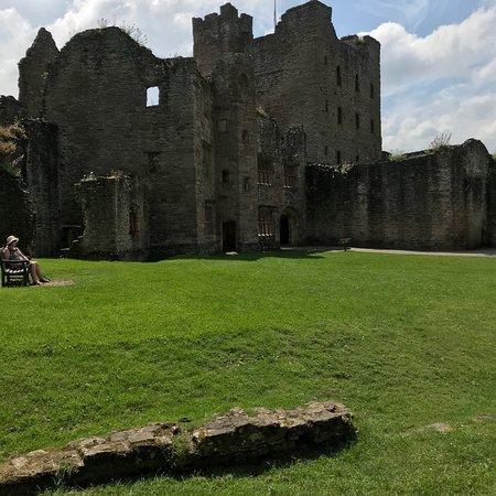 Ludlow Castle Photo