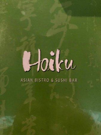 Haiku Asian Bistro & Sushi Bar: Haiku
