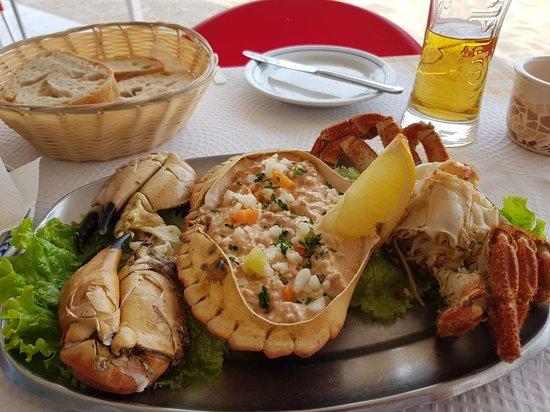 Altura, Portugal: Restaurante das Mares