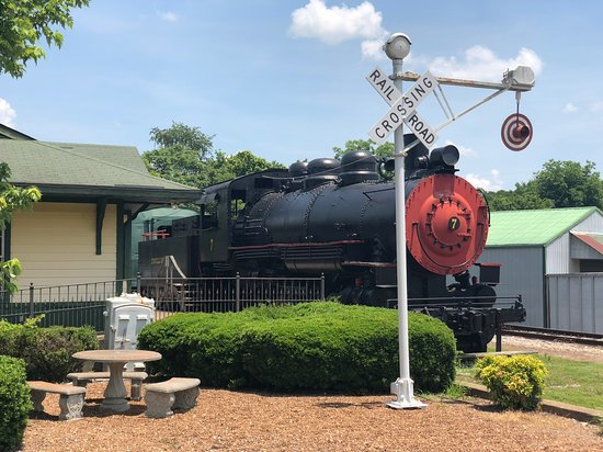 Lynnville Railroad Museum