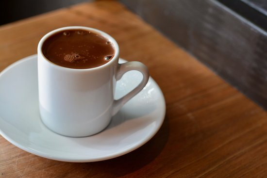 Forktown Food Tours: Sample luscious drinking chocolate at Cacao on the Downtown Tour