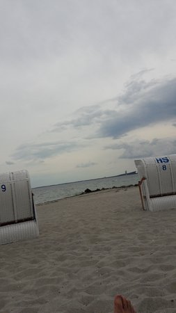 Hof Sierksdorf : Strand