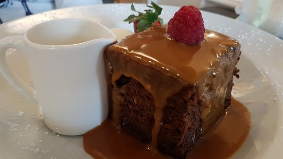 The Granary: sticky toffee pudding
