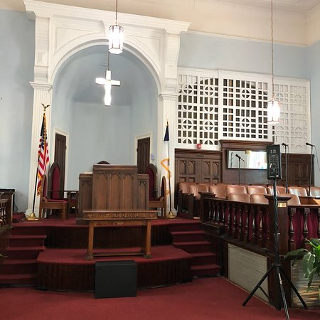 Dexter Avenue King Memorial Baptist Church: photo2.jpg