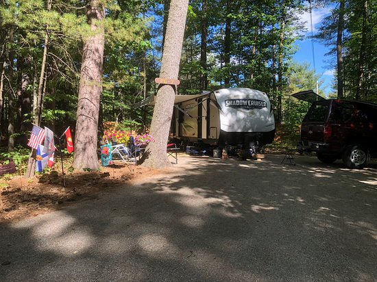 Papoose Pond Family Campground & Cabins: Pg7 site