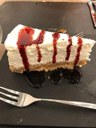 Trito : Cheesecake ai frutti di bosco
