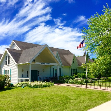 Grand Forks County Historical Society Myra Museum
