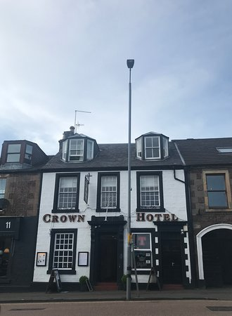 The Crown Hotel: Great hotel and pub