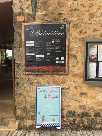 Le Belvedere: LB exterior