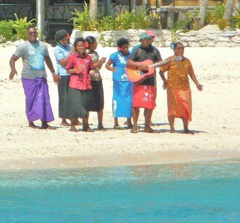 Beachcomber Island, Fiji: Bula (Welcome) to Beachcomber