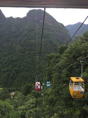 Bilde fra Zixi County