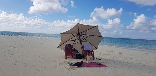 رويال دافوي آيلاند ريزورت بيكا لاجون: Private Sand cay, so private