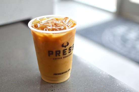 Press Coffee Roasters - Biltmore: Cold brew in Arizona is never a bad idea.
