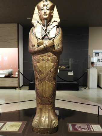 Rosicrucian Egyptian Museum: I am not uploading many pics, so you can experience firsthand!